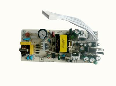 声塔pc1250调音台电源板电路图